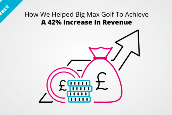 How We Helped Big Max Golf To Achieve A 42% Increase In Revenue