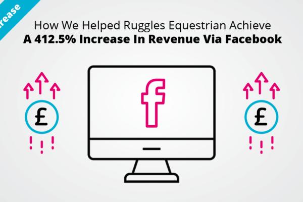 How We Helped Ruggles Equestrian Achieve A 412.5% Increase In Revenue Via Facebook